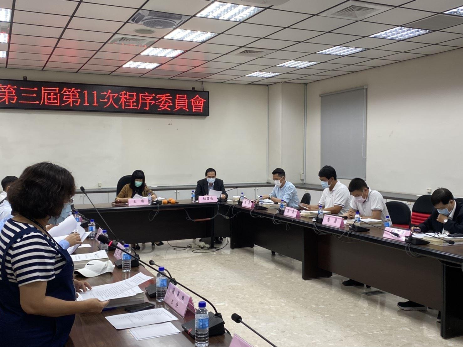 本會定5月4日召開臨時會,邀韓市長進行專案報告
