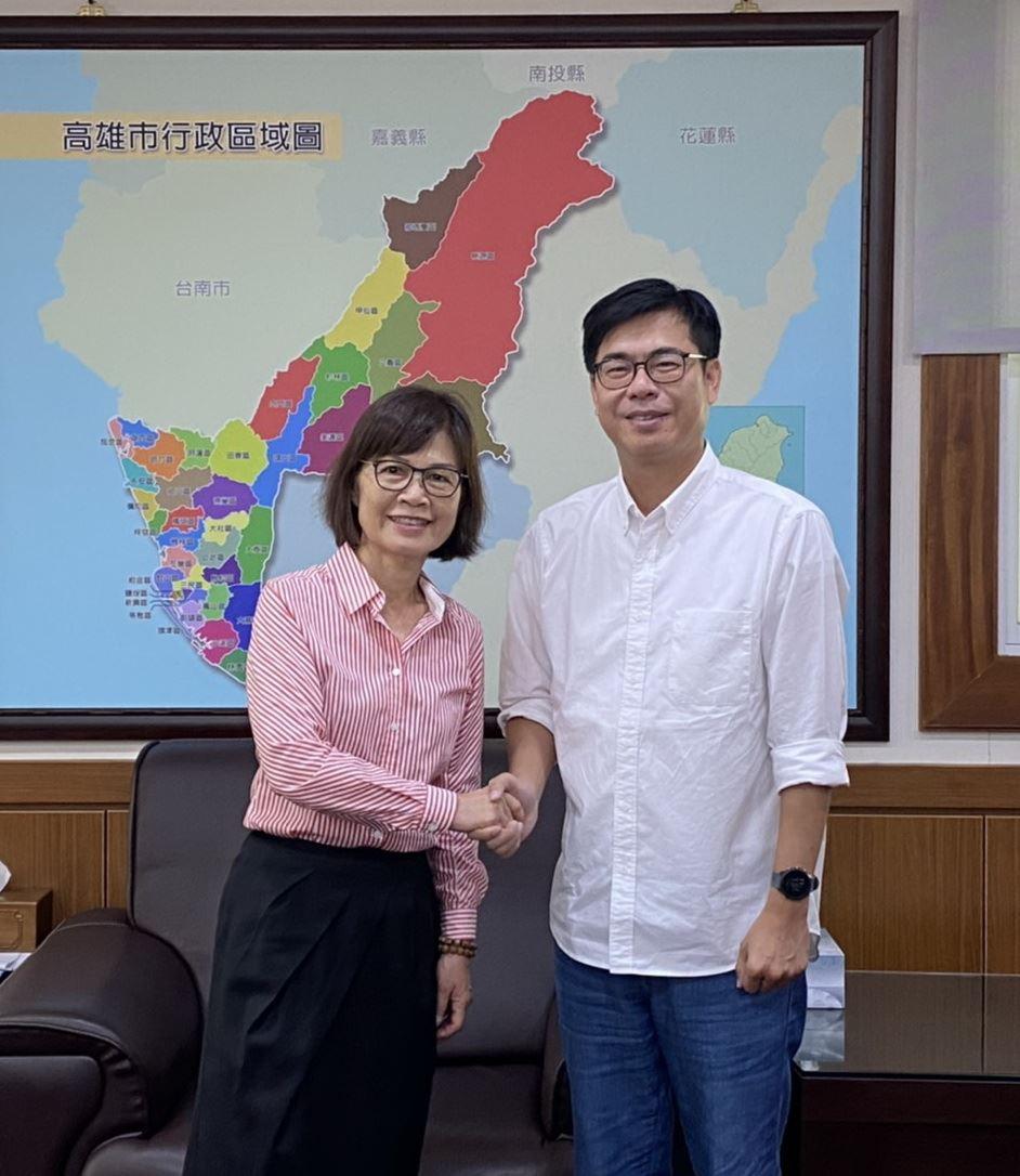曾議長要求陳市長為食安嚴格把關