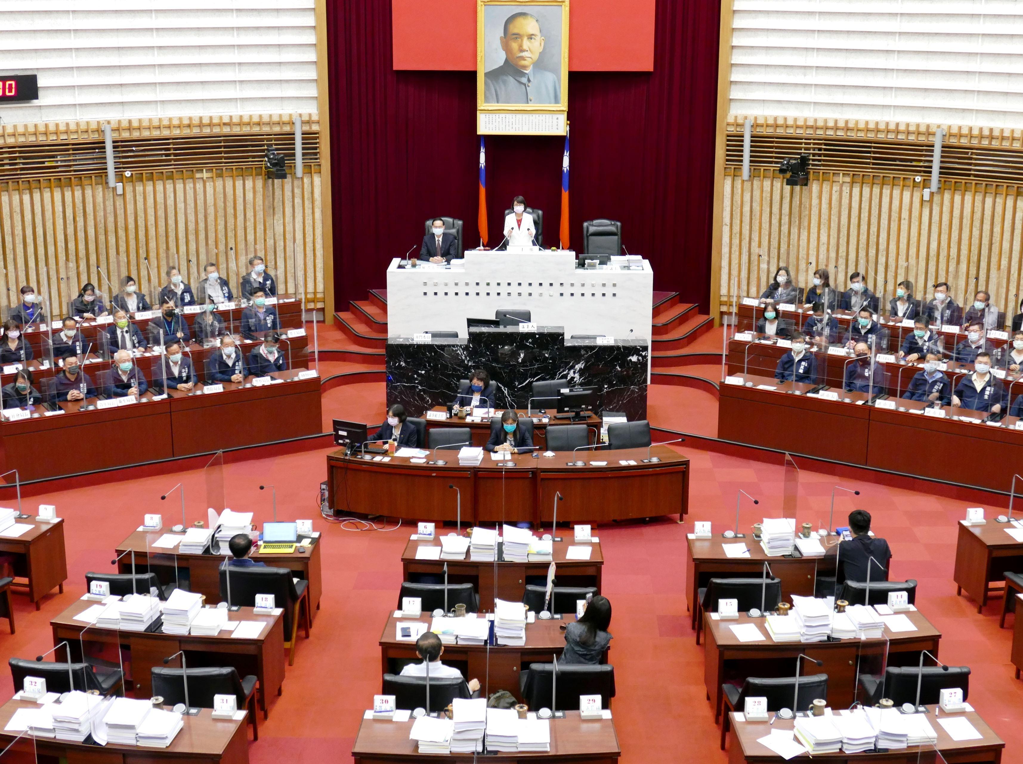 本會自9月28日起召開第6次定期大會