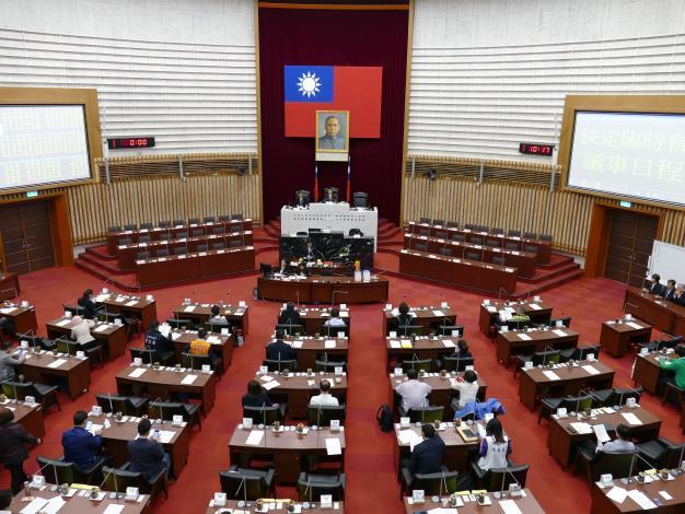 程序委員會決議自1月28日起再召開第2次臨時會(共1張)-1