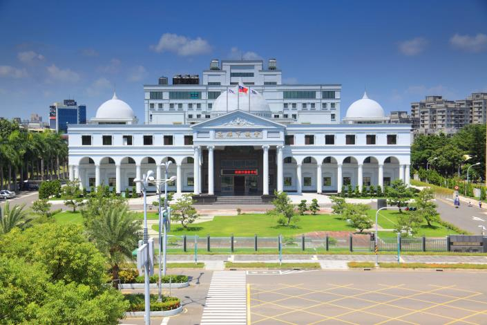 高雄市議會建築外觀(共1張)-1