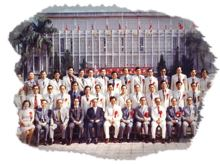 members photo during the Provisional City Council Period (1979 – 1981)